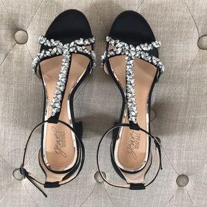 Jewel By Badgley Mischka Block Heel Sandal
